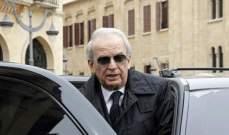 حمادة: استقالة الحريري ستعيد التوازن الى التسوية السياسية بشرط الالتزام بالنأي بالنفس
