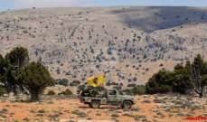 النشرة: مقاتلو حزب الله استهدفوا 15 عنصرا من النصرة ببلدة الطفيل