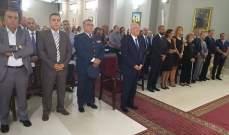 عون منح الفنان الراحل سمير يزبك وسام الارز الوطني من رتبة ضابط