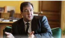 فوشيه: للاسراع بتشكيل حكومة فعالة وذات مصداقية لتحقق الإصلاحات الاقتصادية