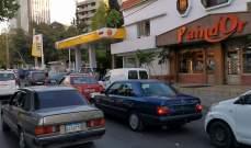 النشرة: عودة طوابير البنزين الى مدينة صيدا