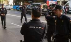 شرطة اسبانيا اعتقلت مدبر محاولة قتل رسام كاريكاتير اساء للرسول