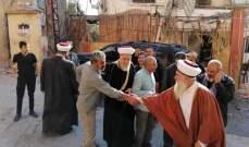 رابطة علماء فلسطين أطلقت مبادرة لتهدئة الأوضاع بمخيم المية ومية