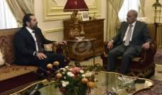 مصادر بري للـNBN: اللقاء مع الحريري تمحور حول المسار الذي تسلكه الموازنة