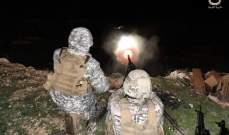 الجيش: إجراء تمارين تدريبية بمدرسة القوات الخاصة لعناصر دورة القتال بالأماكن المبنية والآهلة