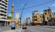 النشرة: إنفجار دولاب شاحنة تحمل طحين قرب ساحة الشهداء في صيدا