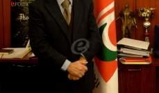كلاس شكر جريج على ترشيحه لمجلس ادارة تلفزيون لبنان: لا أسعى لمناصب
