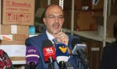 وزير الصحة: لاتباع الاجراءات الوقائية للحد من انتشار الفيروس