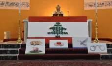 اللجنة الراعوية في رعية اهدن - زغرتا أقامت قداس الشبيبة في كنيسة مار يوحنا بعنوان ثورة حب