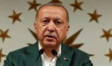 اردوغان: جعلنا التعليم أولويتنا الرئيسية كحكومة خلال السنوات الـ17 الماضية