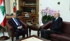 مصادر الاشتراكي لـotv: زيارة جنبلاط ونجله للرئيس عون ببيت الدين بروتوكولية