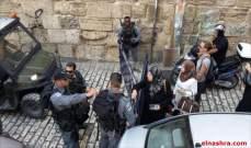 مقتل 3 فلسطينيين برصاص الجيش الاسرائلي بزعم محاولة طعن في باب العامود