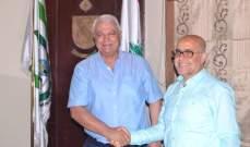 يمق متسلما رئاسة بلدية طرابلس: المشاكل كبيرة جدا وسنكون على قدر المسؤولية