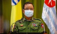 جيش ميانمار: دول الغرب تريد أن ترى ببلادنا ما هو موجود بسوريا ولن نقبل بذلك