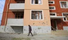 الحكومة الأذرية: الجيش سيطر على  8 مدن وأكثر من 200 قرية بكاراباخ