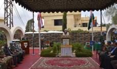 الكتيبة الهندية أحيت ذكرى ميلاد المهاتما غاندي في ابل السقي
