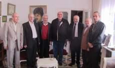 رابطة الشغيلة استقبلت المرابطون وتدعم مرشحها للإنتخابات يوسف الطبش
