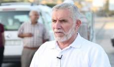 سلطات إسرائيل تفرج عن القيادي في حركة حماس جمال الطويل
