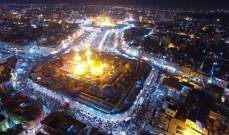 محافظة كربلاء العراقية تمنع دخول المواطنين إليها لمدة أسبوع