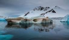 الغطاء الجليدي للمحيط المتجمد الشمالي انكمش هذا العام لثاني أصغر مساحة له