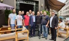 هاشم أكد ضرورة إيلاء الاغتراب اللبناني الاهتمام الضروري