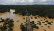 ارتفاع عدد ضحايا الفيضانات في ولاية آسام الهندية إلى 90 قتيلا