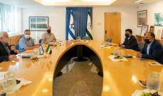 وفد إماراتي زار إسرائيل لبحث مجالات التعاون الزراعي والإستثماري بين البلدين