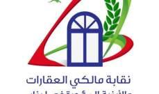 نقابة مالكي العقارات: نرفض أي طرح لتعديل القانون الجديد للإيجارات