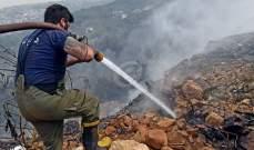 تعدّدت أسباب الحرائق... وموت البيئة في لبنان واحد!