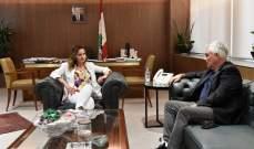 عبد الصمد التقت كبير المراسلين الدولييين في شبكة CNN