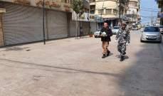 النشرة: مدينة صيدا التزمت بالتعبئة العامة لليوم الرابع على التوالي