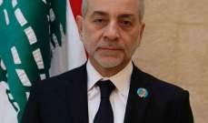 المرعبي: لبنان لم يعد قادرا على استقبال المزيد من النازحين