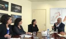 المرعبي: لقرار أممي يضمن حق العودة للنازحين السوريين