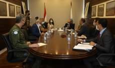 إجتماع تنسيقي بوزارة الدفاع حول الهجرة غير الشرعية والإتجار بالبشر