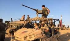 الجيش بدأ بسحب بطارياته المدفعية التي كانت بجرود القاع إلى وادي مرطبية