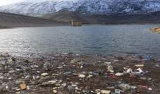 مصلحة الليطاني تقدمت بشكوى ضد وزارة الطاقة بسبب رمي نفايات في بحيرة القرعون