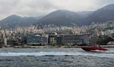 الدفاع المدني: إنقاذ 8 أشخاص احتجزوا على متن يخت إثر تعطل محركه في حالات