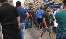 مقتل سائق دراجة نارية صدما بشاحنة عند نفق سليم سلام