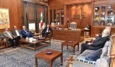 بري يستقبل اللقاء التشاوري ويعرض مع وزير العدل عمل القضاء والتشدد بمكافحة الفساد