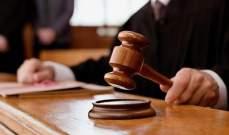"""المحكمة العسكرية حكمت بالأشغال الشاقة 3 سنوات بحق متهم قاتل مع """"داعش"""" بسوريا"""
