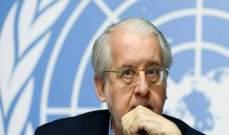 بينييرو: 11 ألف أجنبي في سوريا ترفض دولهم استقبالهم لعلاقتهم بداعش