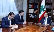 الرئيس عون: سأواصل اتصالاتي لاجراء الاستشارات النيابية الملزمة لتسمية رئيس جديد للحكومة