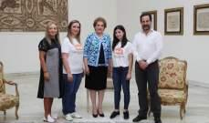 اللبنانية الاولى نوهت بالجهود للحفاظ على الروابط الاجتماعية والانسانية بين اللبنانيين