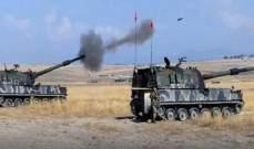 """المرصد السوري: مقتل 3 عناصر من """"قسد"""" بقصف صاروخي تركي على ريف عين عيسى"""