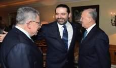 8 آذار بعد مصالحة ريفي الحريري: كل الاحتمالات مفتوحة طرابلسيا