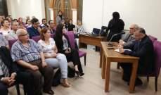 درويش: تسديد القرض الخاص بمرفأ طرابلس من شأنه المساهمة في تطوير المرفأ