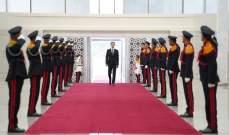 الأسد أدى اليمين الدستورية: العائق الأكبر أمام الاستثمار يتمثل بالأموال السورية المجمدة في البنوك اللبنانية