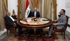 سلطات العراق أكدت ضرورة إكمال تشكيل الحكومة وتوحيد الخطاب الرسمي الخارجي
