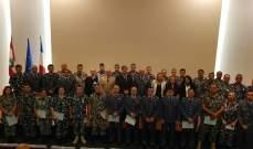 فوشيه: قوات الأمن الفرنسية واللبنانية تحافظ على علاقات الصداقة والثقة