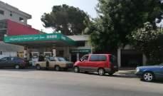 النشرة: محطات الوقود في النبطية تشهد أزمة محروقات